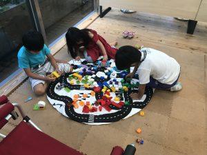 おもちゃの広場